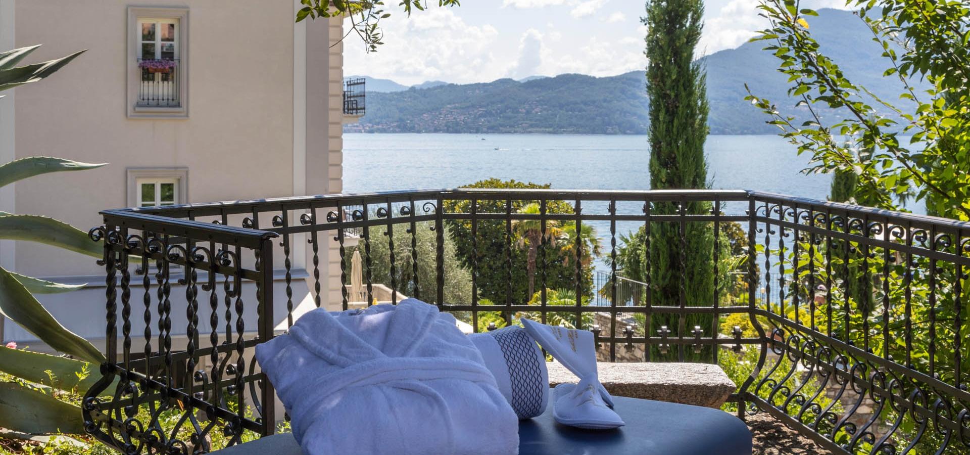 Park Hotel Italia - Cannero Riviera Lago Maggiore Italy